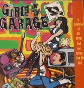 Image of CD Box set. V.A. : Girls In The Garage part two.  6 CD box set.