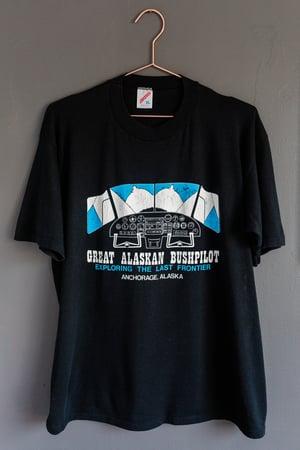 Image of Vintage 1980's 'Great Alaskan Bushpilot' Shirt