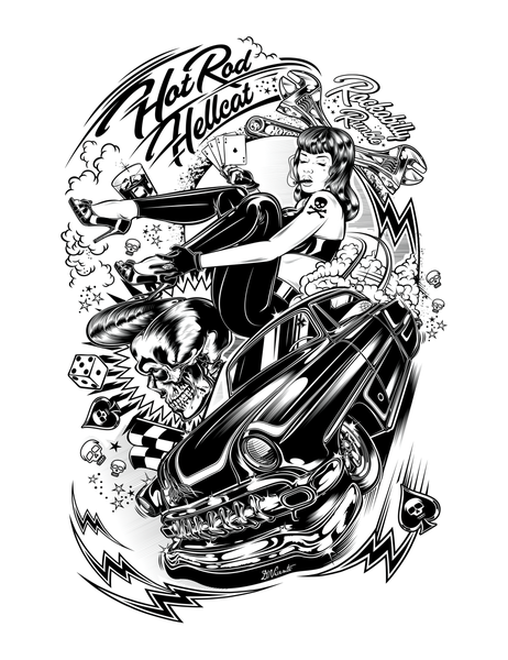 Image of ROCKABILLY RUMBLE