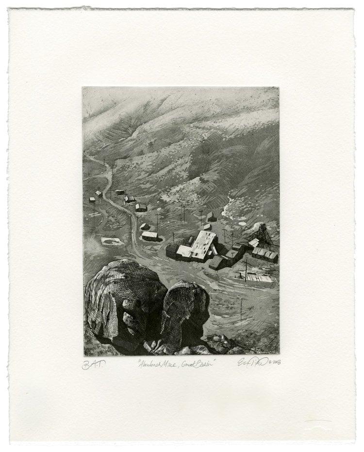 Image of Abandoned Mine, Great Basin
