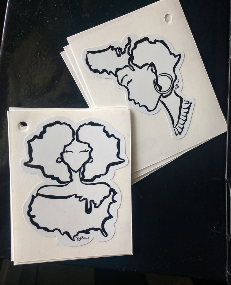 Image of Stickers - Vinyl Decal