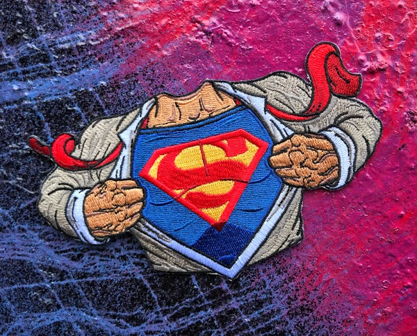 Image of Superman patch