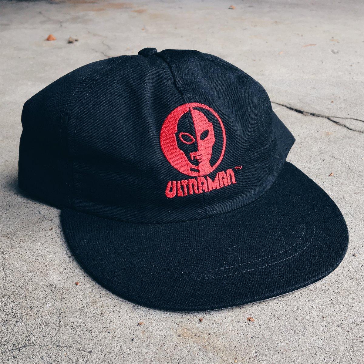 Image of Original 1994 Ultraman Strapback Hat.