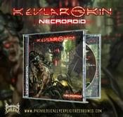 Image of KEVLAR SKIN-NECROROID CD