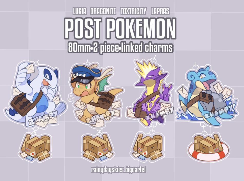 Image of Post Pokemon