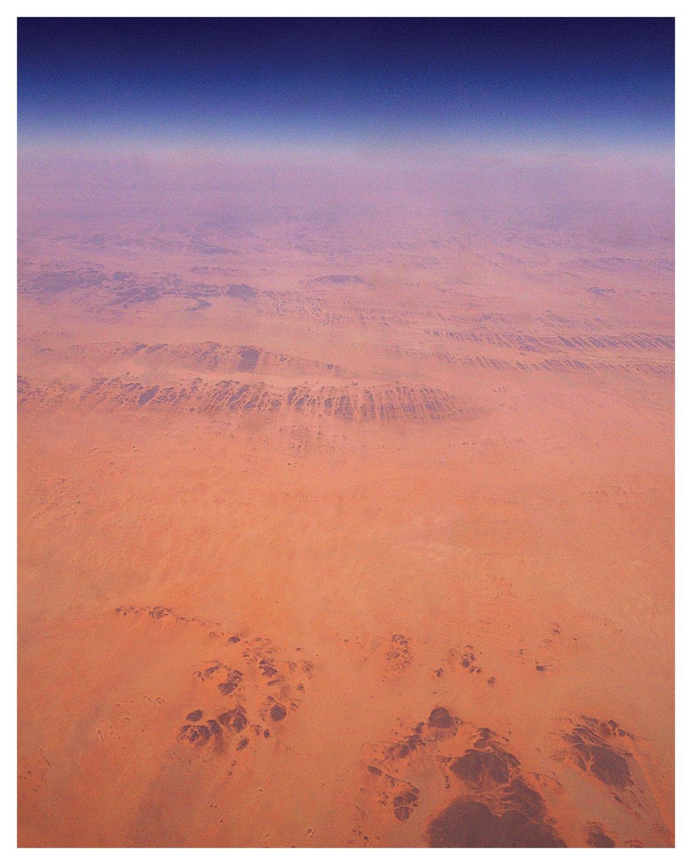 A Breath, Sahara
