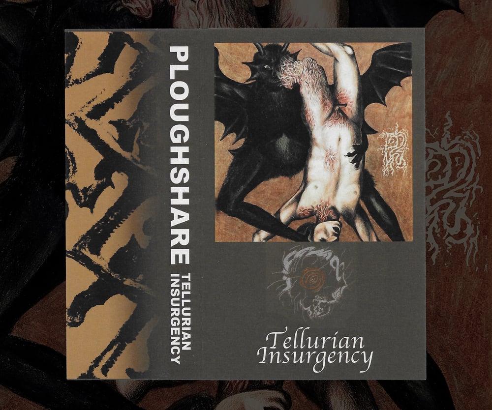 Ploughshare 'Tellurian Insurgency' Pro-tape