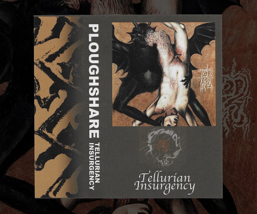 Image of Ploughshare 'Tellurian Insurgency' Pro-tape