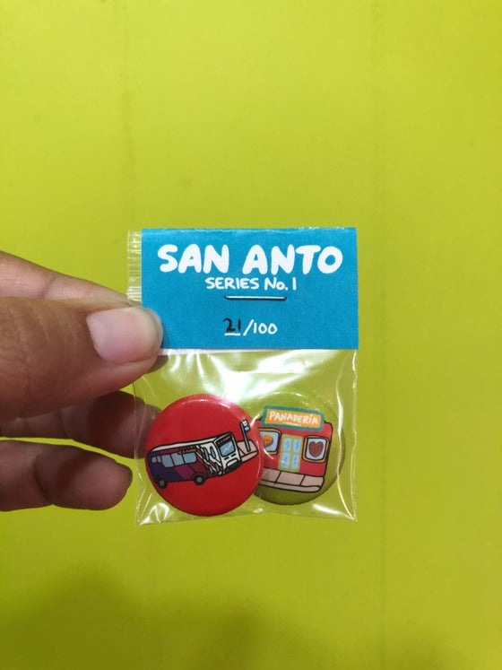 Image of San Anto Series No. 1