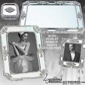 Image of Bliss Starlet Swarovski Crystal Vanity Collection
