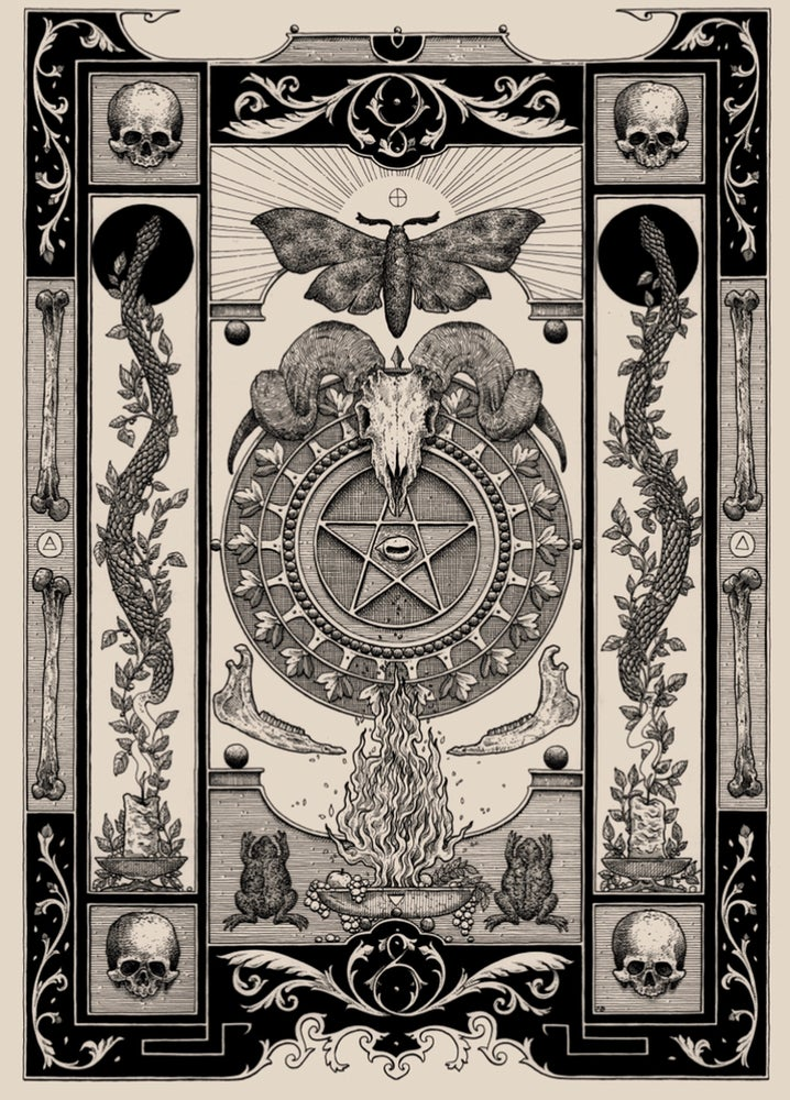 Image of Maiden Mother & Crone Print