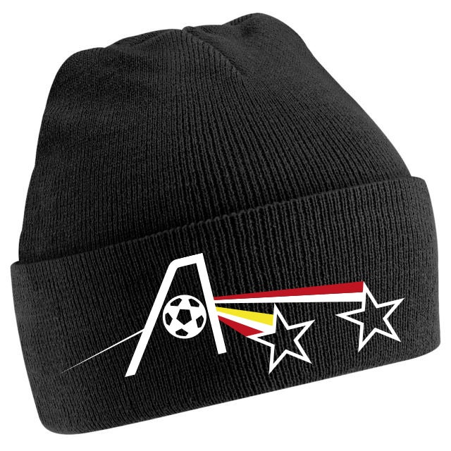 Image of Aberdeen FC - Red Side of the Beanie