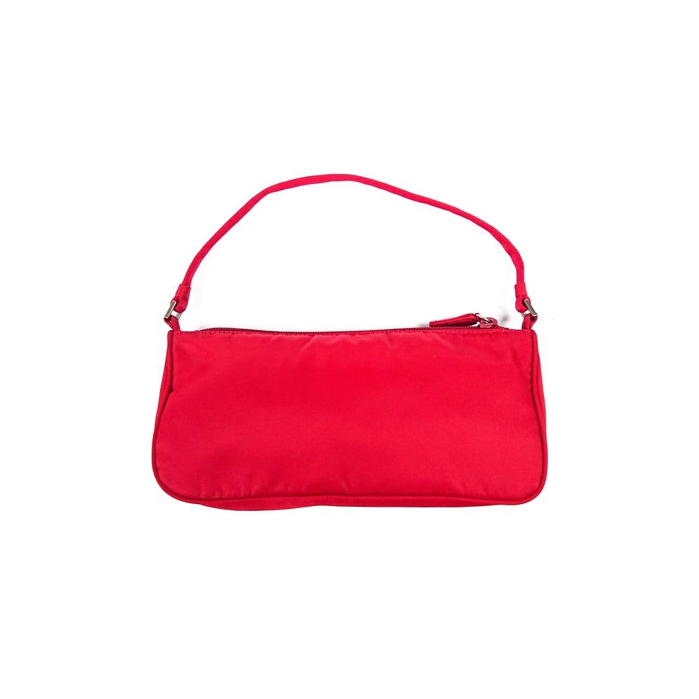 Image of Prada Vela Handbag