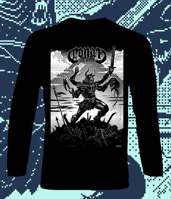 Image of INVINCIBLE DEATH L/S