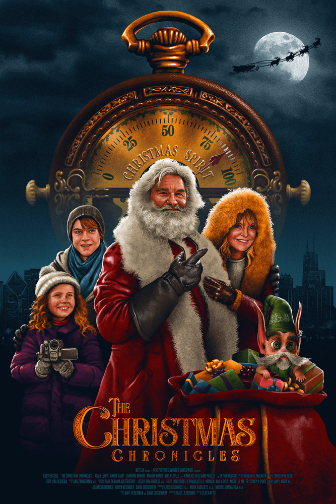Image of The Christmas Chronicles