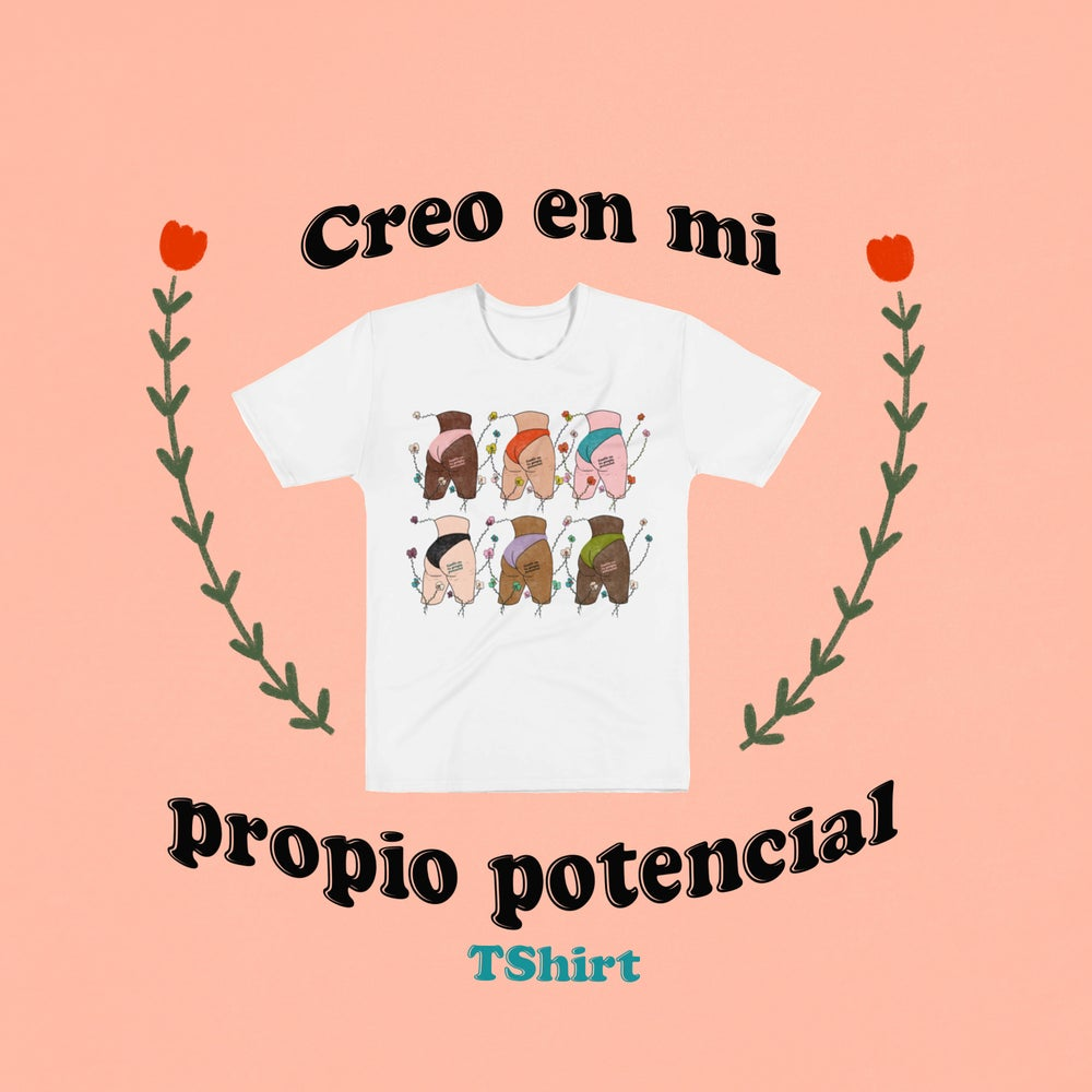 Image of Booty Potencial TShirt