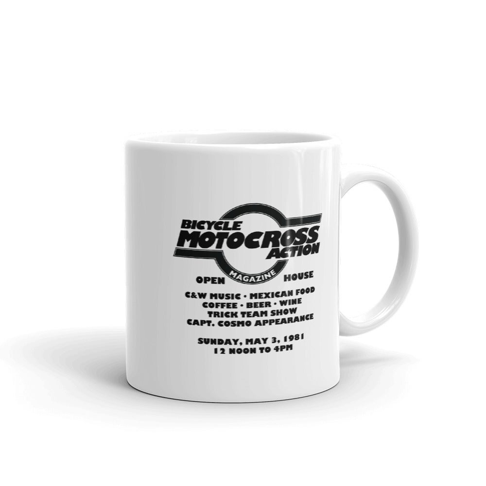 Image of BMXA INDUSTRY OPEN HOUSE MUG