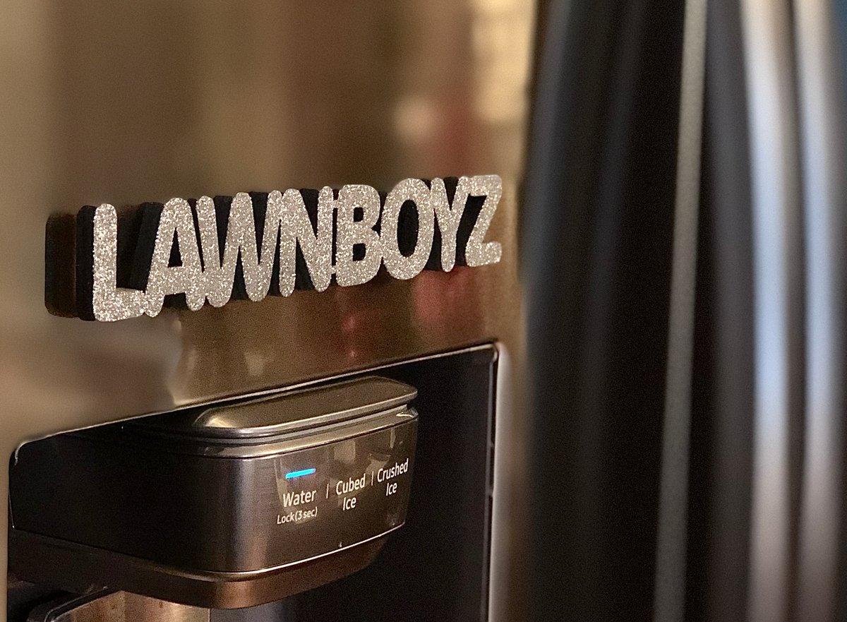 Image of Lawnboyz Magnet