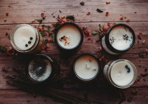 Image of All Natural Soy Candles