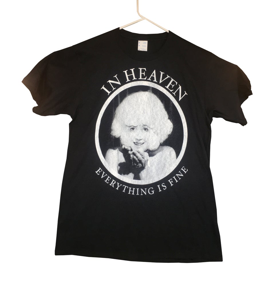 Image of Eraserhead 'Heaven' T-Shirt
