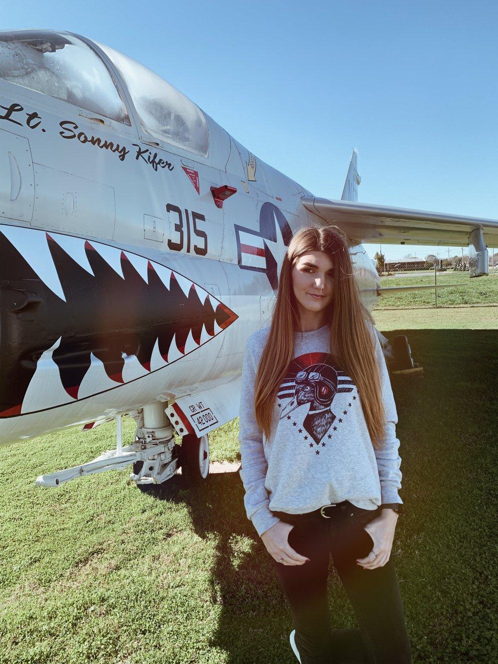 Image of Adult Flying Mallard Sweatshirt