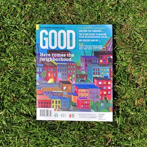 Image of Issue 019: The Neighborhoods Issue