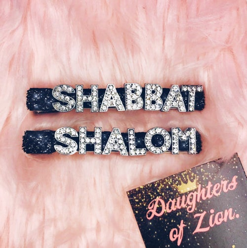 Image of Daughters of Zion Hair Clips (Duo)