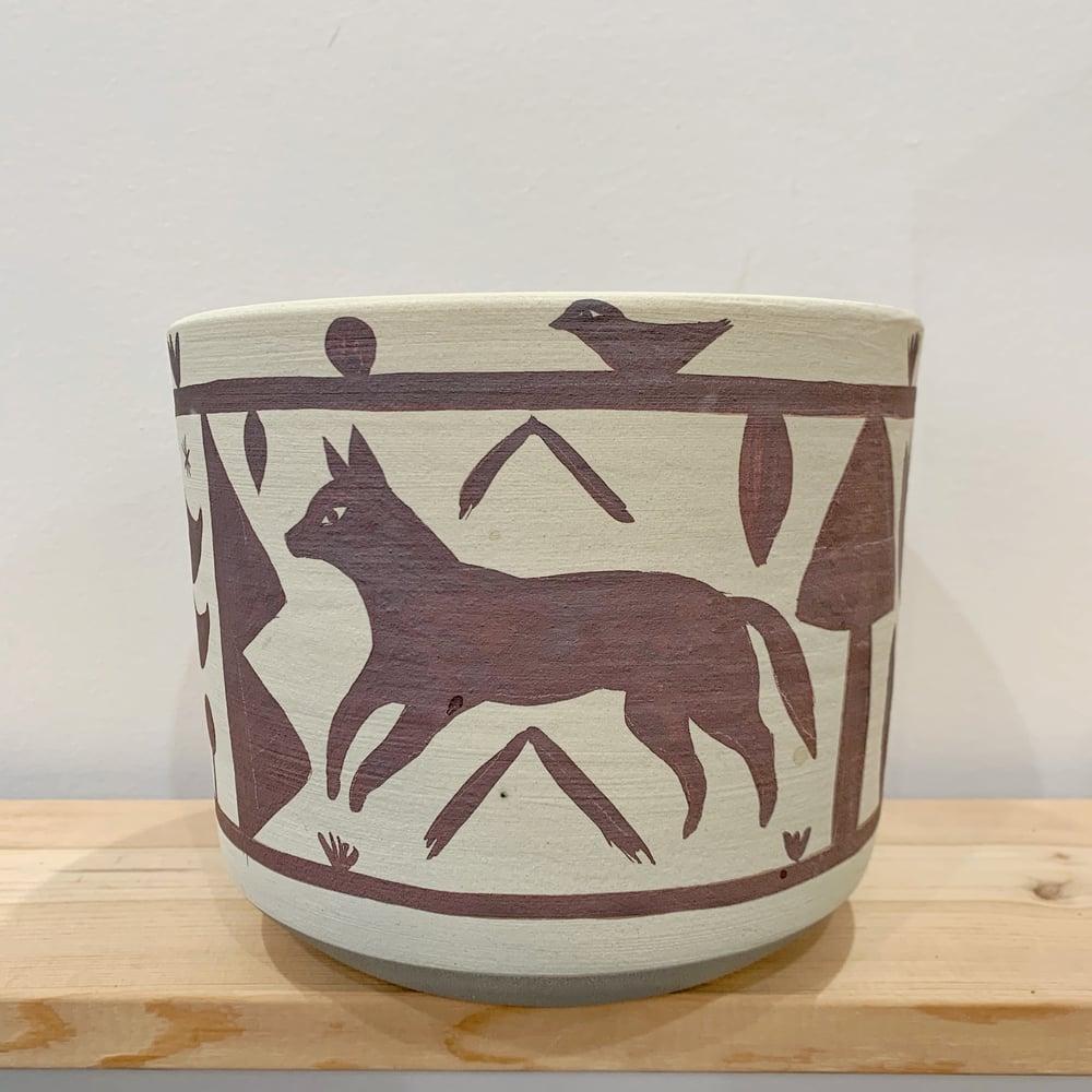 Image of Medium animal pot