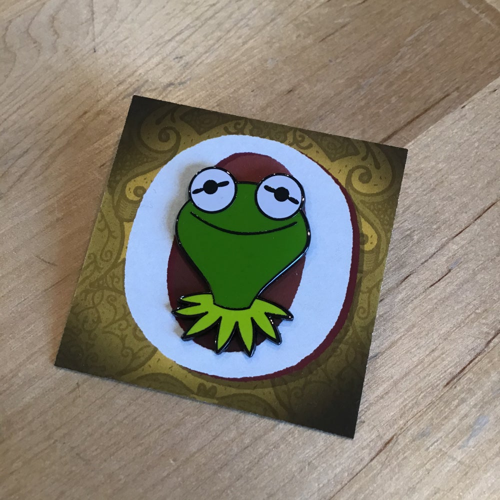 Image of Kermit the Pin