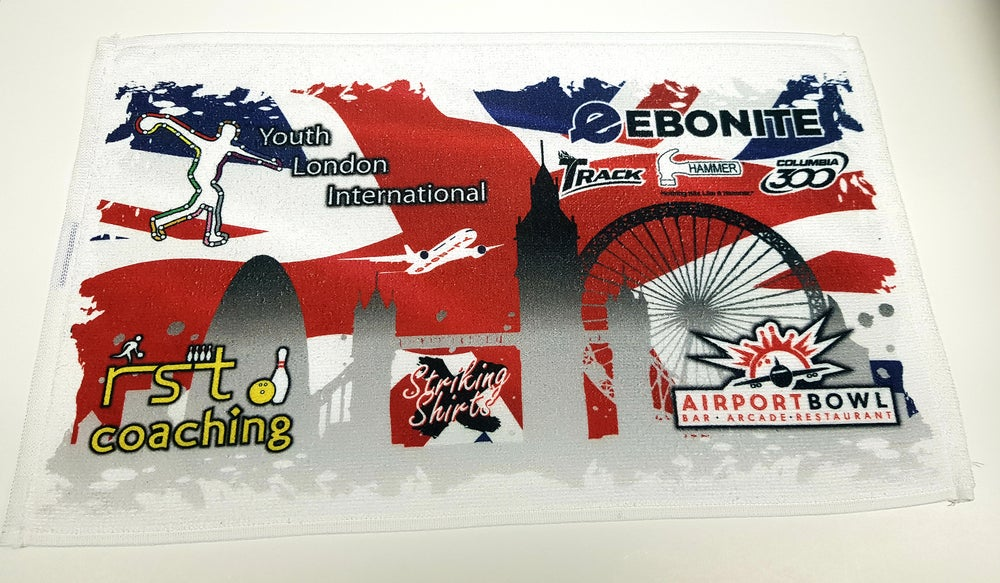 Image of Striking Towels - Fully Customised