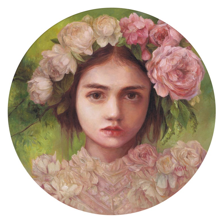 Image of 'Flower Girl' by Nom Kinnear King'