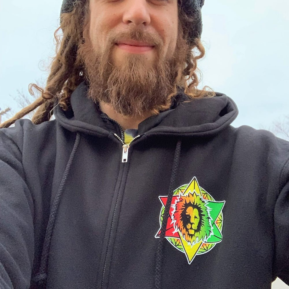 Image of DIPSOULION Zip UP hoody