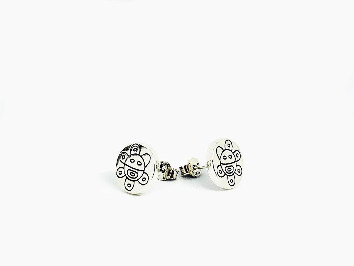 Image of Sol Taino earrings