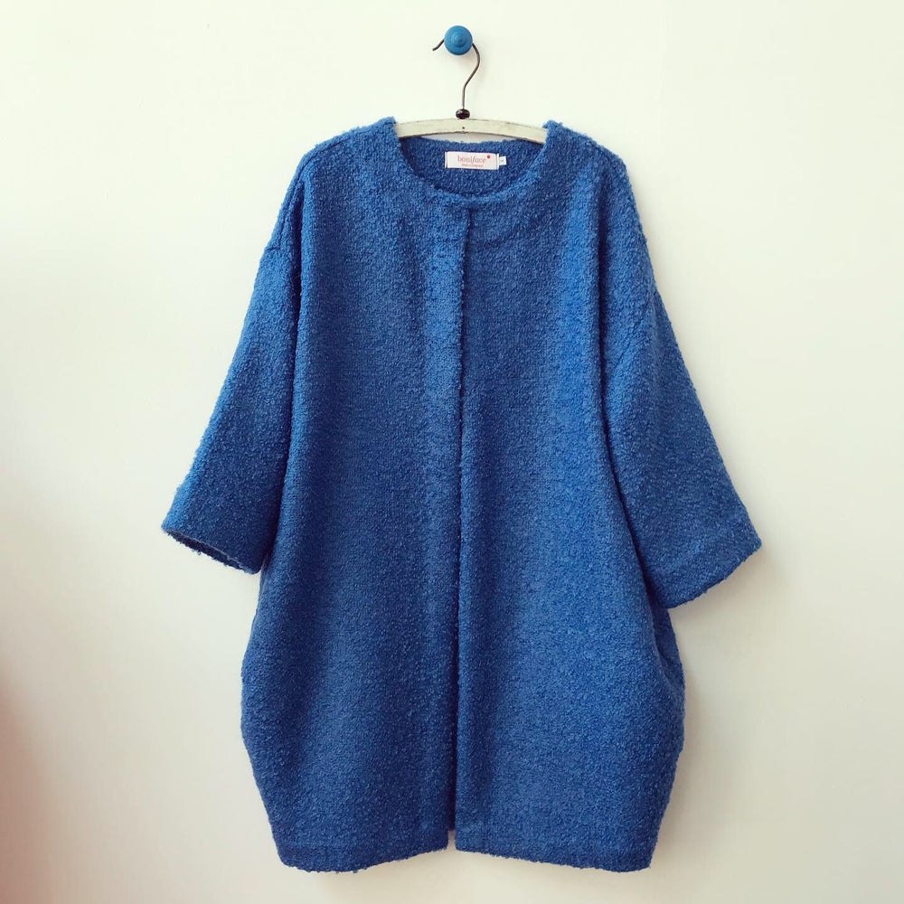 Image of Cocoon Cardigan/Coat