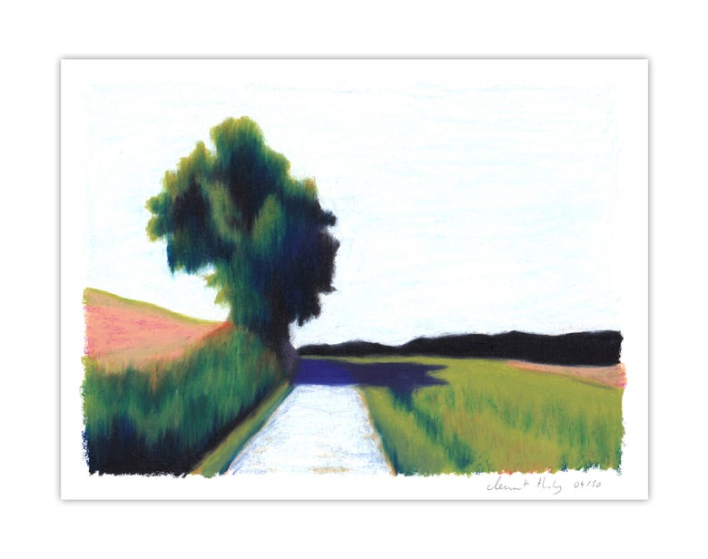 Image of Occitanie #1 (giclee print, A5)