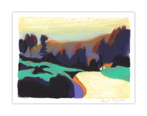 Image of Occitanie #2 (giclee print, A5)