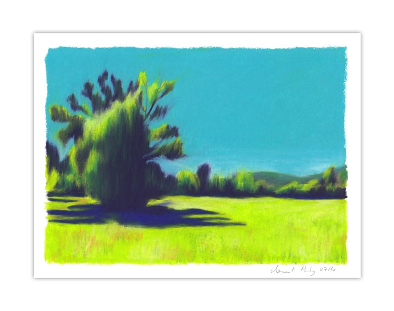 Image of Occitanie #3 (giclee print, A5)