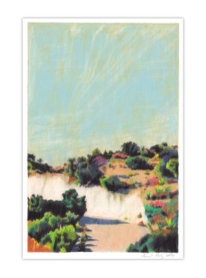 Image of Yucca Valley #1 (giclee print, A4)