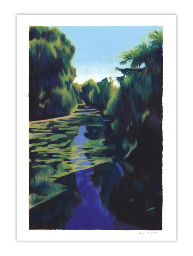 Image of L'Eure (giclee Print, A3)