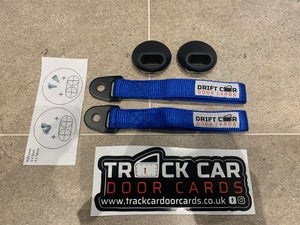 Image of Door Pull Kit - Drift Car Door Cards logo