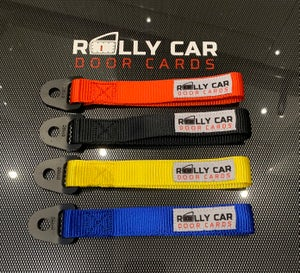 Image of Door Pull Kit - Rally Car Door Cards logo