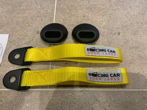 Image of Door Pull Kit - Racing Car Door Card logo