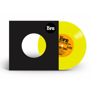 "Image of Record Store / Fli Beat Patrol 7"" (yellow vinyl)"