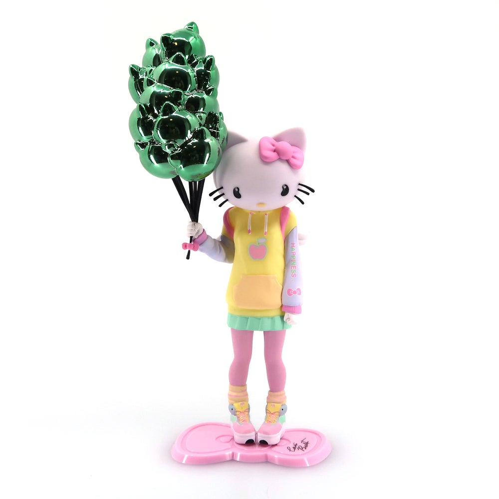 Image of SIGNED HELLO KITTY: BITTERSWEET