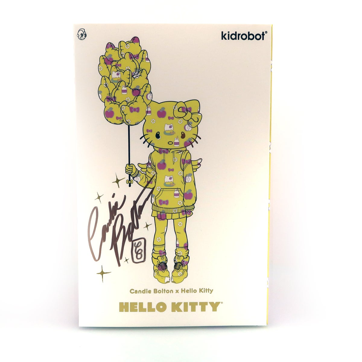 Image of SIGNED HELLO KITTY: FEELING BLUE