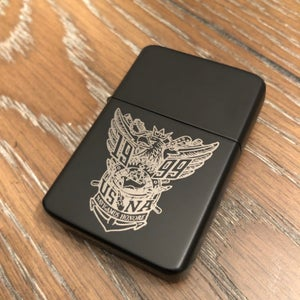 Image of Engraved Class Crest Lighter
