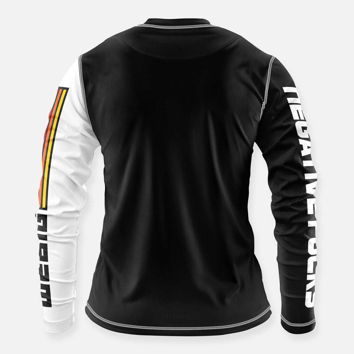 Image of NO FUX JERSEY WHITE