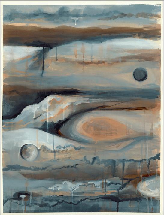 Image of Europa's Shadow