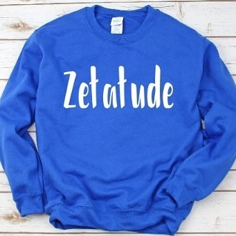 Image of Zetatude Sweatshirt