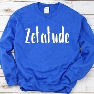 Image of Zetatude Sweatshirt
